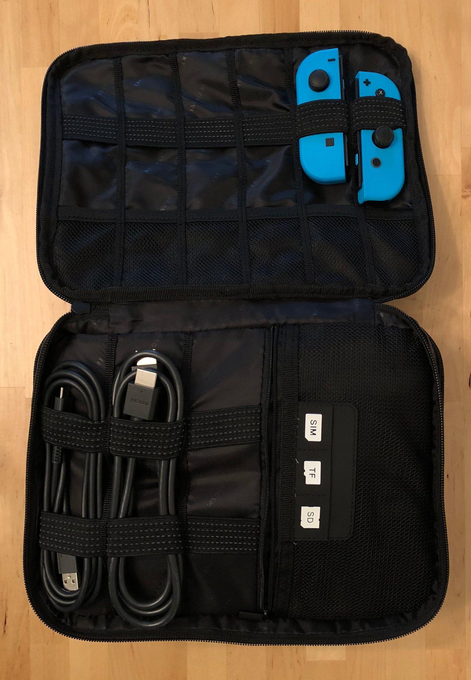 Organizador de viajes BAGSMART de doble capa
