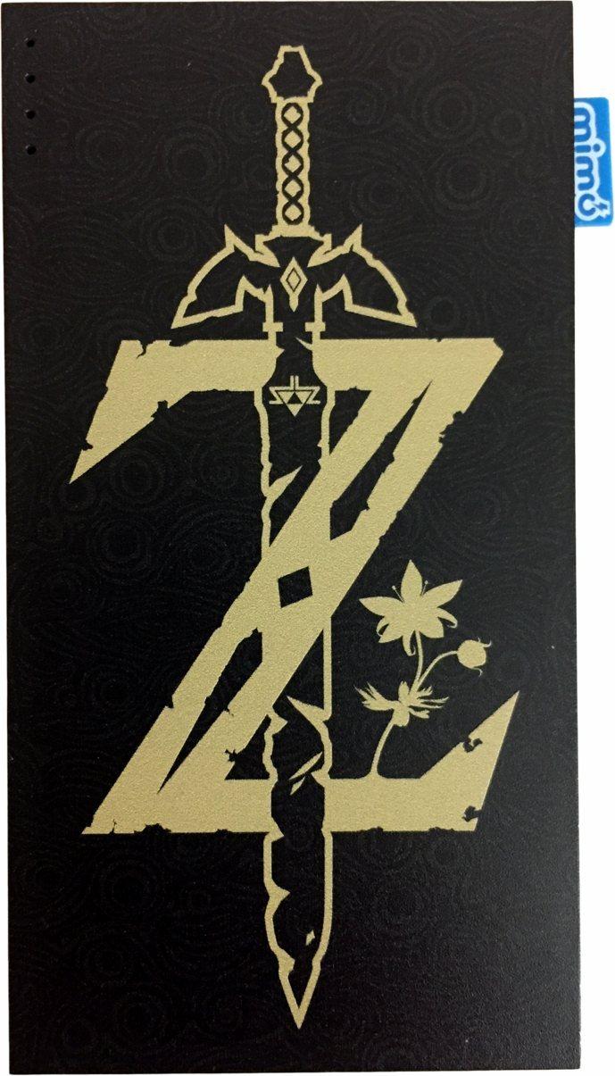 Legend of Zelda Sword MimoPowerDeck. Cortesía de Mimoco.com