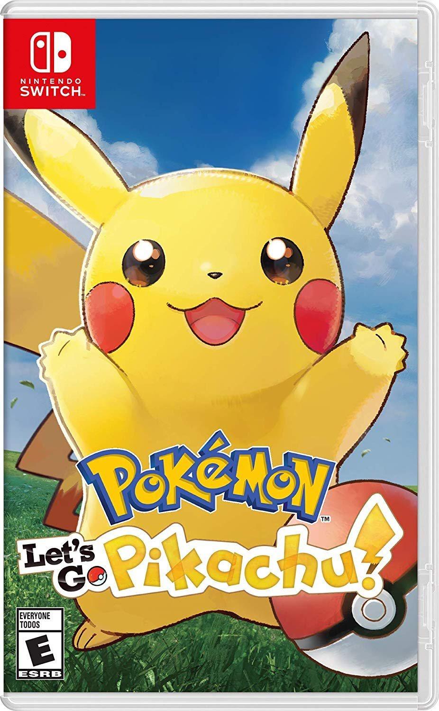Pokemon: ¡Vamos, Pikachu!