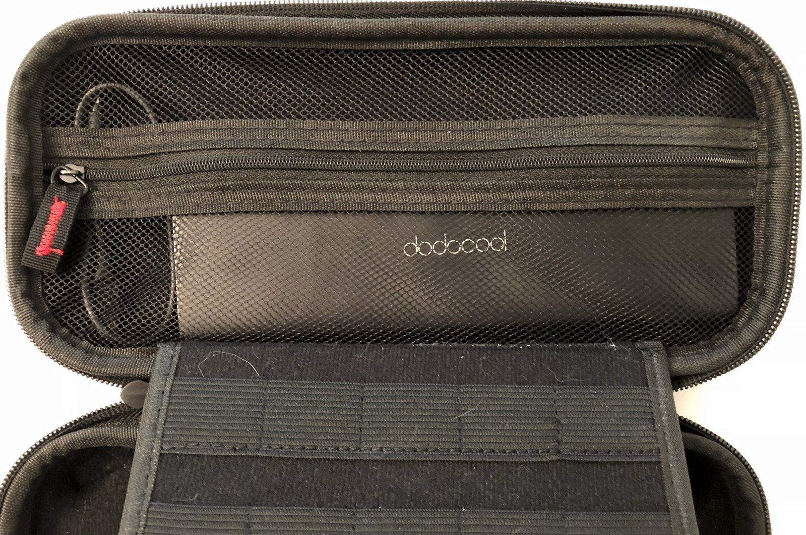 dodocool 20100 45W Tipo C PD en una caja de Nintendo Switch
